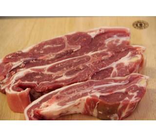 Welsh Lamb Shoulder Chops