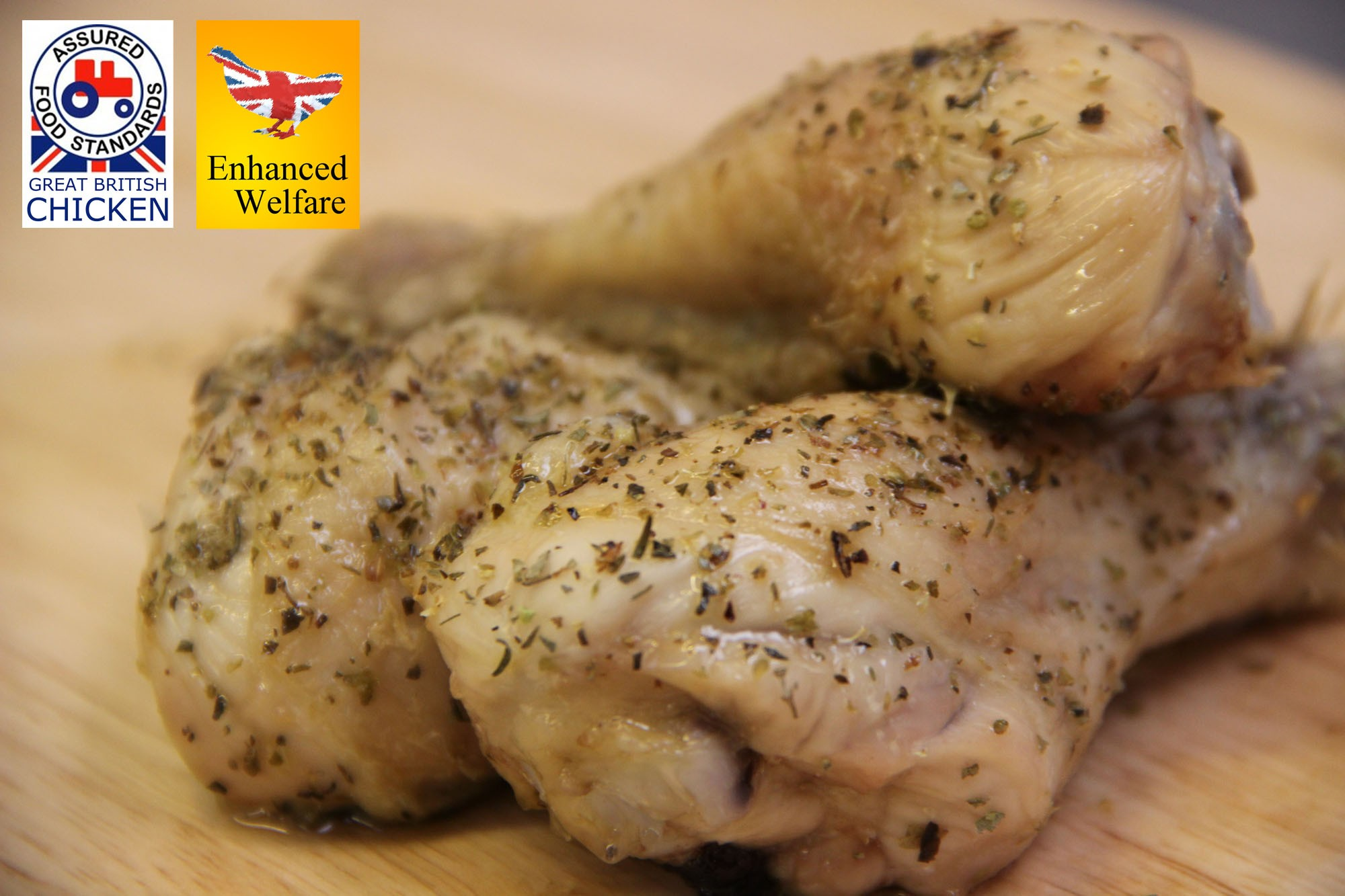 British Reared Chicken Drumsticks